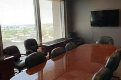 Three spacious conference rooms